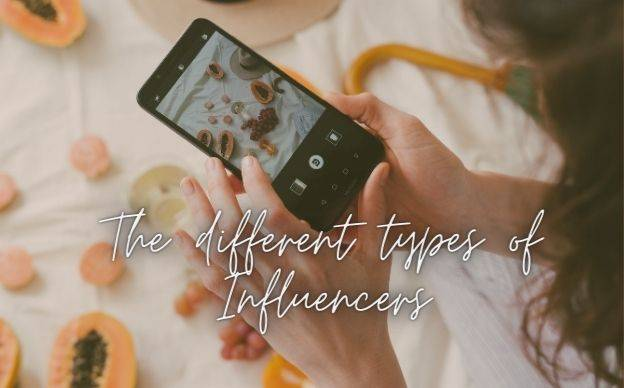 The different types of Influencers